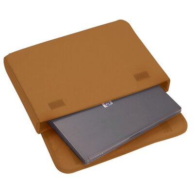 SOLO CASES Full Grain Leather Rolling Laptop Case