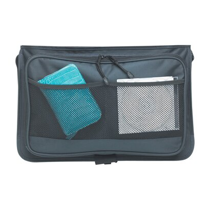 SOLO CASES Nylon Laptop Messenger Bag in Blue