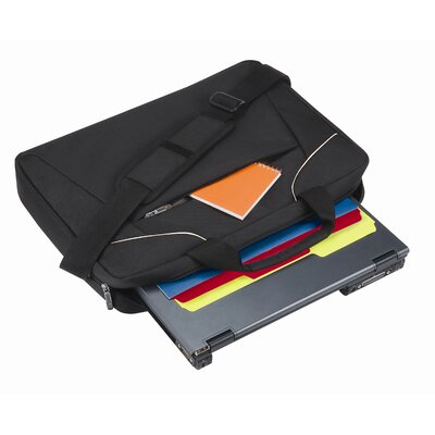 "SOLO CASES Vector 16"" Laptop Slim Brief"