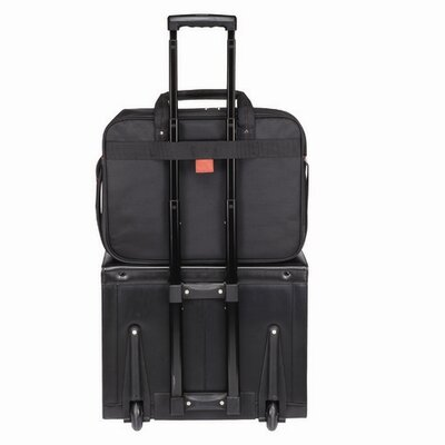 "SOLO CASES Sterling 16"" Laptop Portfolio"