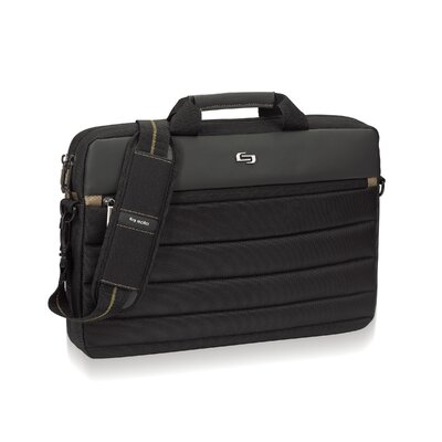 SOLO CASES Pro Laptop Slim Briefcase