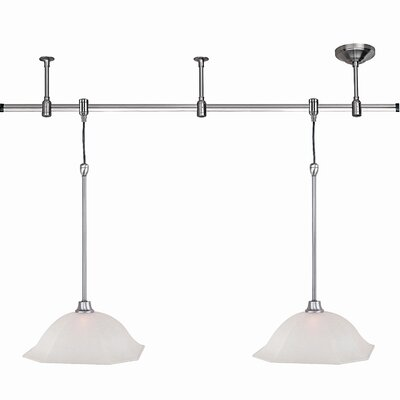sea gull lighting trenton 3 light track lighting pendant