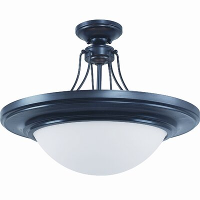 Royce Lighting Gibson Semi Flush Mount