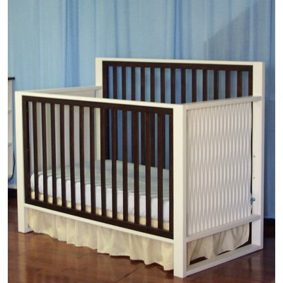 Eden Baby Furniture Moderno 4-in-1 Convertible Crib