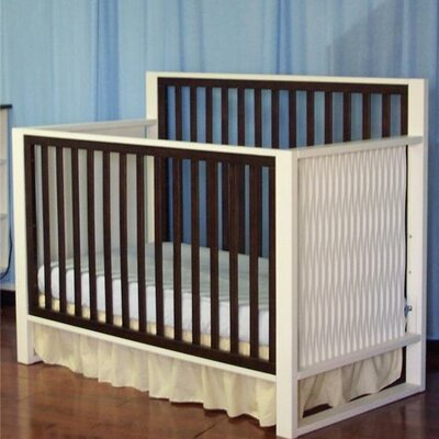 Moderno 4-in-1 Convertible Crib