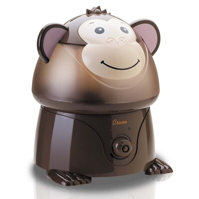 Crane USA Monkey Ultrasonic Cool Mist Humidifier