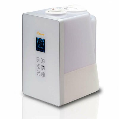 Crane Germ Defense Warm & Cool Anti-microbial Humidifier (digital)