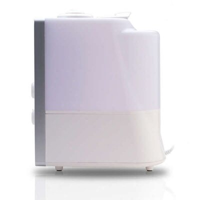 Crane USA Germ Defense Warm & Cool Anti-microbial Humidifier (manual)