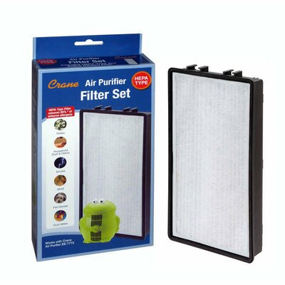 Crane USA Frog Air Purifier Filter Set