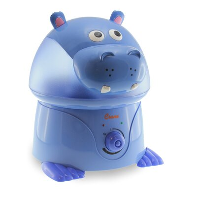 Crane Purple Hippo Cool Mist Humidifier