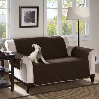 Soft Touch Reversible Loveseat Cover