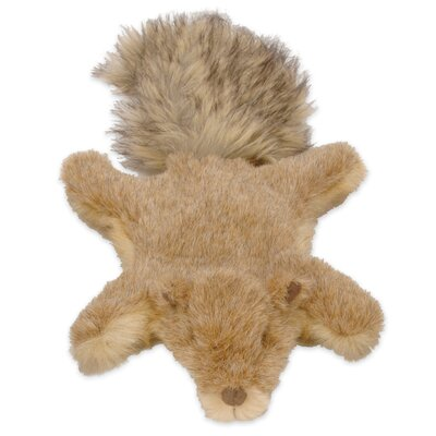 Go Dog Mini Roadkill Squirrel Dog Toy