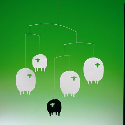 Flensted Mobiles Sheep Mobile