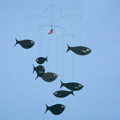 Flensted Mobiles Shoal of Fish Mobile