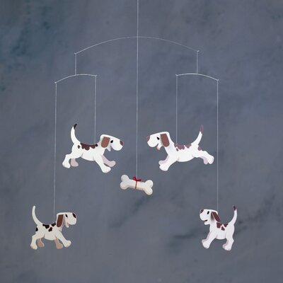 Flensted Mobiles Doggy Dreams Mobile