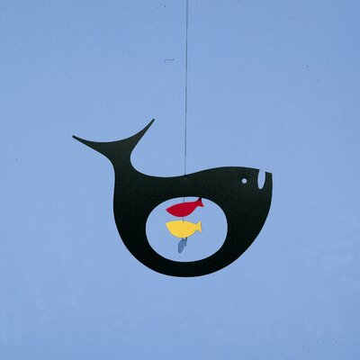 Flensted Mobiles Expecting Fish Mobile