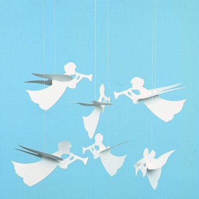 Flensted Mobiles Christmas Angel Mobile