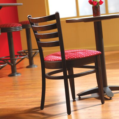 Grand Rapids Chair Melissa Ladder Back Wood Dining Chair