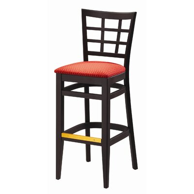 Asian Wood Stool Wayfair