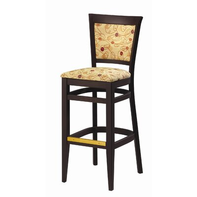 Grand Rapids Chair Melissa Wood W535 Bar Stool