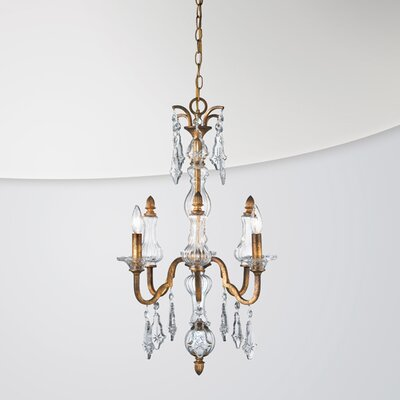 Eurofase Adivina 3 Light Chandelier