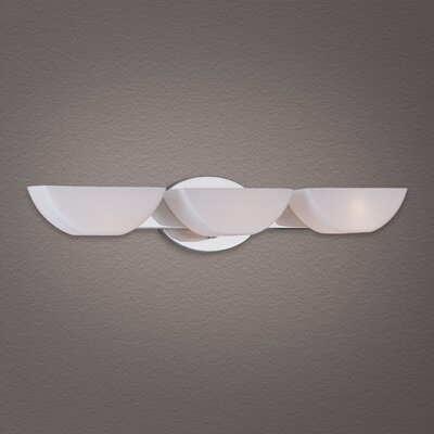 Eurofase Moonstone 3 Light Vanity Light