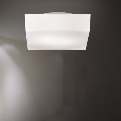 Eurofase Amata 1 Light Semi Flush Mount