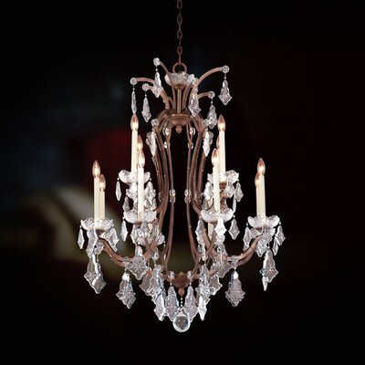 Colette 12 Light Chandelier