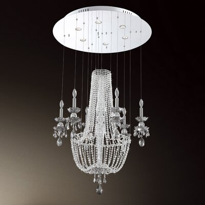 Eurofase Opera 6 Light Chandelier