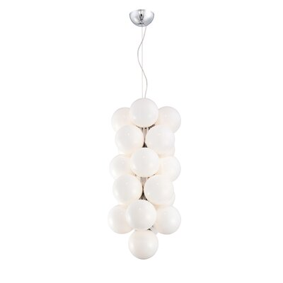 Eurofase Bianca 21 Light Foyer Pendant