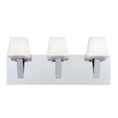 Eurofase Anglo 3 Light Bath Vanity Light