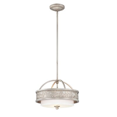 Eurofase Amano 3 Light Drum Pendant
