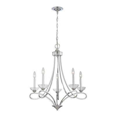 Eurofase Volte 5 Light Chandelier