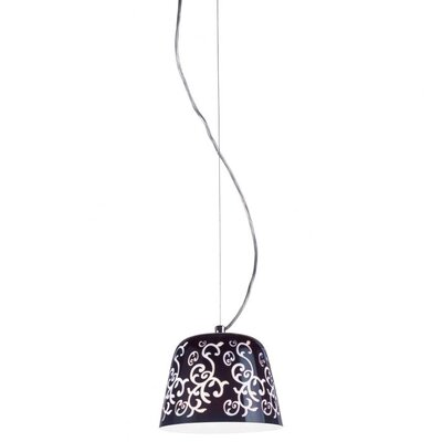 Eurofase Ciro 1 Light Drum Pendant