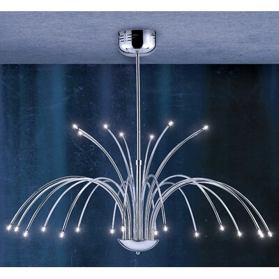 Eurofase Kasper 24 Light Chandelier