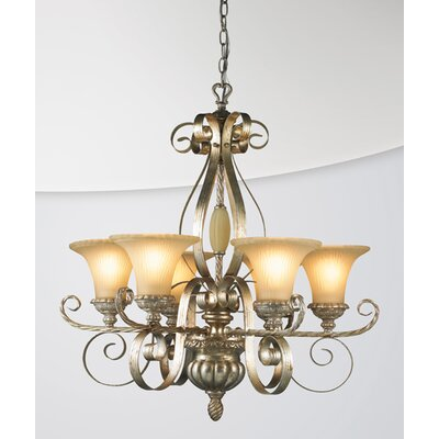 Eurofase Seraphine 6 Light Chandelier