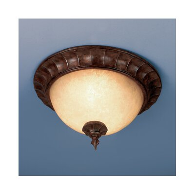 Eurofase Tiverton 3 Light Flush Mount