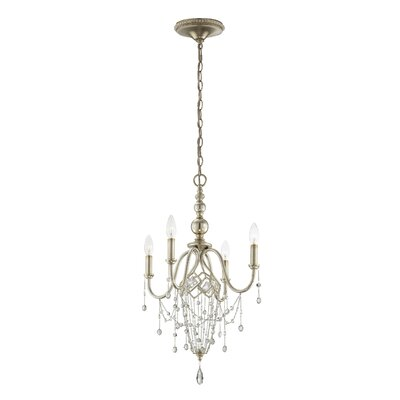 Collana 4 Light Chandelier