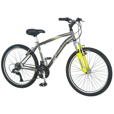 Schwinn Boy's High Timber Front Suspension Mountain Bike