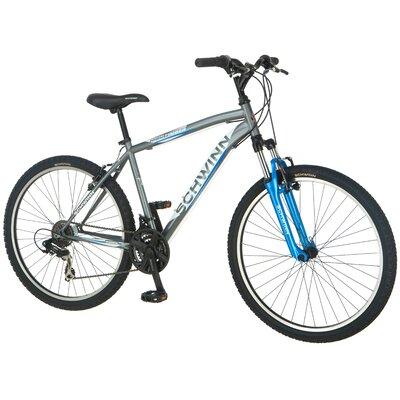 Men's High Timber Front Suspension Mountain Bike