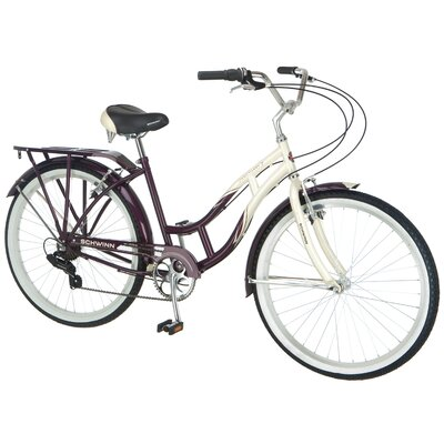 Schwinn Women's Sanctuary 7 Cruiser Bike
