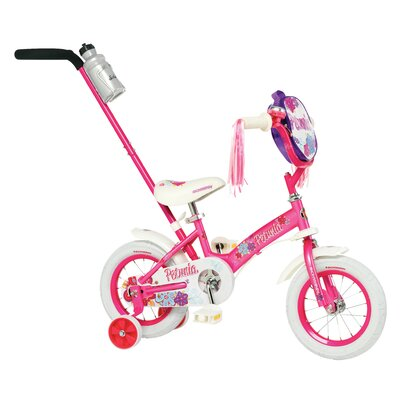 Schwinn Girl's Juvenile Petunia Bike with Training Wheels