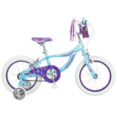"Schwinn Girls 16"" Jasmine Bike with Training Wheels"