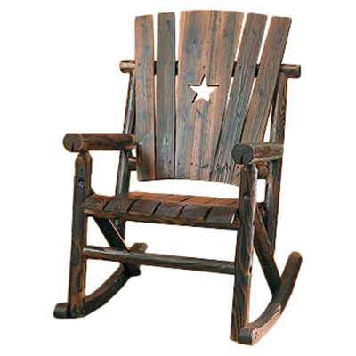 <strong>United General Supply CO., INC</strong> Rocking Chair