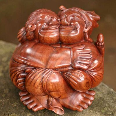 Novica Bliss Figurine