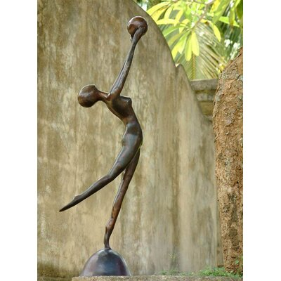 Novica Grace and Strength Sculpture
