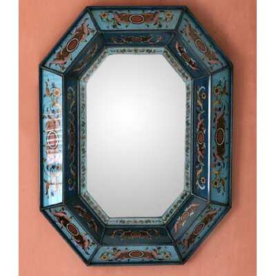 'Nautical Blue' Mirror