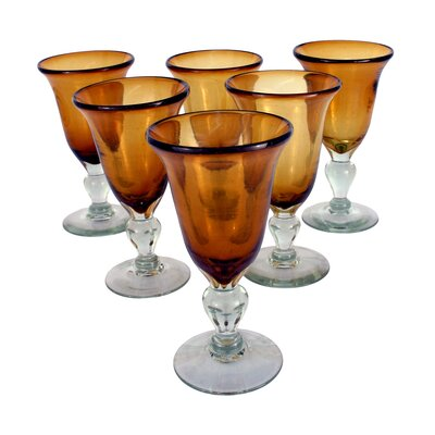 Javier and Efren Goblet (Set of 6)