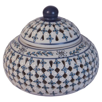 Novica Checuan Hernandez Large Sweet Innovation Ceramic Jar