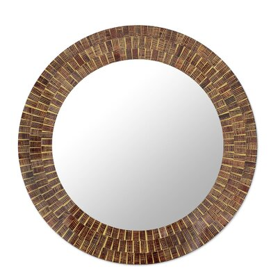 Novica The Kamal Mirror